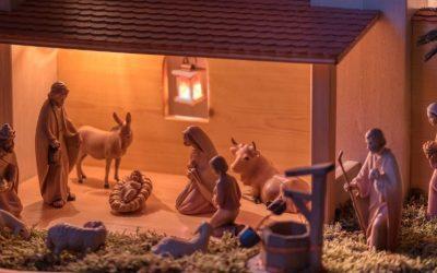 Vivre la Nativité en famille